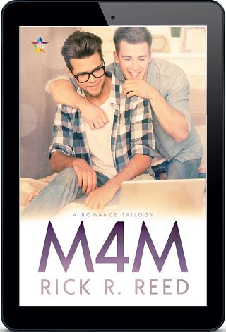 M4M by Rick R. Reed Release Blast, Excerpt & Giveaway!