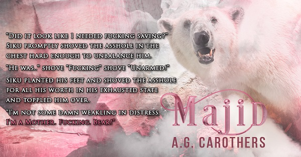 A.G. Carothers - Majid teaser4