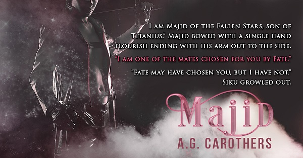 A.G. Carothers - Majid teaser5