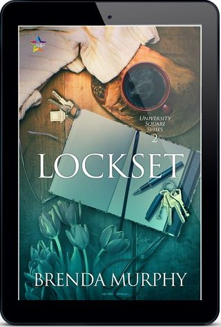 Brenda Murphy - Lockset 3d Cover 392kmc