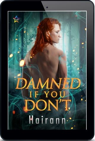 Damned if you Don't by Hairann Release Blast, Excerpt & Giveaway!