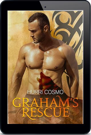 Graham's Rescue by Hurri Cosmo Blog Tour, Exclusive Excerpt, Review & Giveaway!