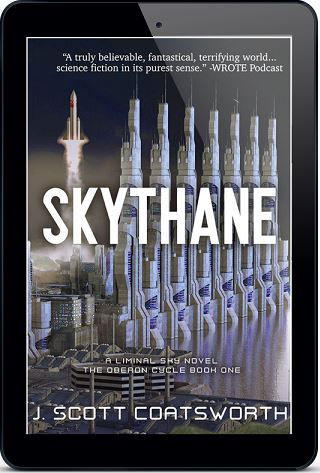 Skythane by J. Scott Coatsworth Blog Tour, Exclusive Excerpt, Review & Giveaway!