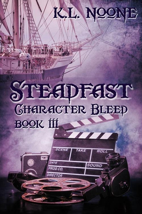 K.L Noone - Steadfast Cover vnv8j