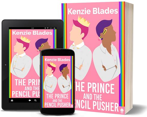 Kenzie Blades - The Prince and the Pencil Pusher 3d Promo 239iejn