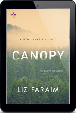 Canopy by Liz Faraim Blog Tour, Interview, Excerpt & Giveaway!