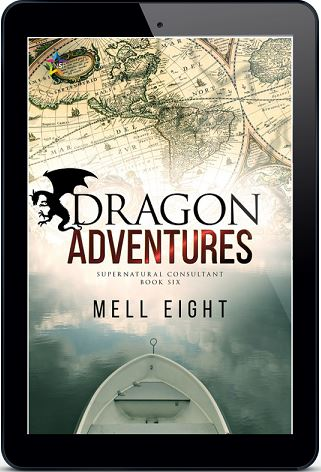 Dragon Adventures by Mell Eight Release Blast, Excerpt & Giveaway!
