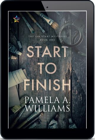 Start To Finish by Pamela A. Williams Release Blast, Excerpt & Giveaway!