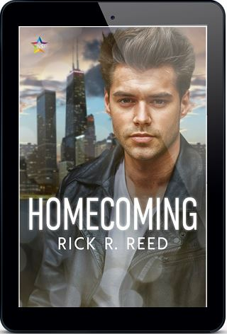 Homecoming by Rick R. Reed Release Blast, Excerpt & Giveaway!