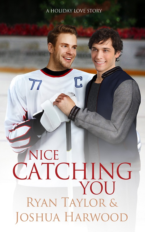Ryan Taylor & Joshua Harwood - Nice Catching You Cover 8werfj