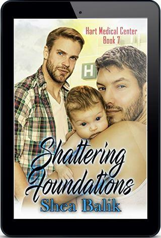 Shea Balik - Shattering Foundations 3d Cover v7rnvv