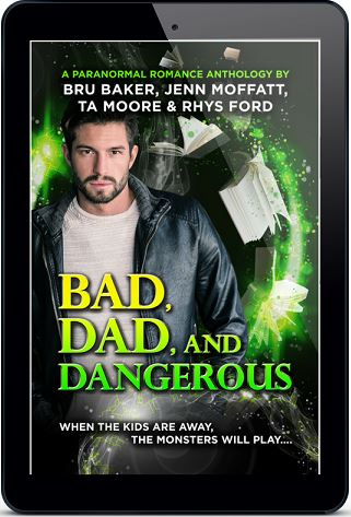 Bad, Dad, and Dangerous Blog Tour, Excerpt, Guest Post & Giveaway!