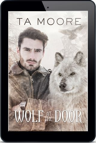T.A. Moore - Wolf At The Door 3d Cover gjd8ju