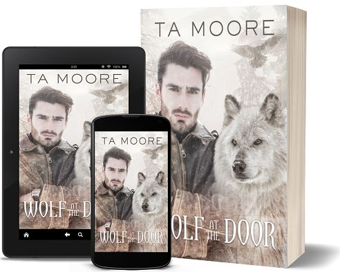 T.A. Moore - Wolf At The Door 3d Promo gjd8ju