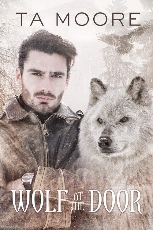T.A. Moore - Wolf At The Door Cover gjd8ju