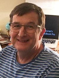 Warren Rochelle Author Pic