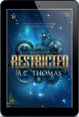 Restriction by A.C. Thomas Release Blast, Excerpt & Giveaway!