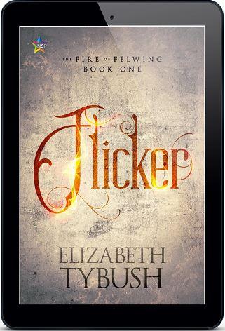 Flicker by Elizabeth Tybush Release Blast, Excerpt & Giveaway!