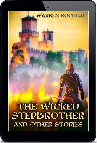 The Wicked Stepbrother and Other Stories by Warren Rochelle Blog Tour, Exclusive Excerpt & Giveaway!