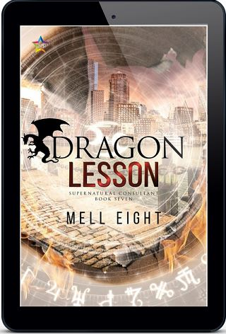 Dragon Lessons by Mell Eight Release Blast, Excerpt & Giveaway!