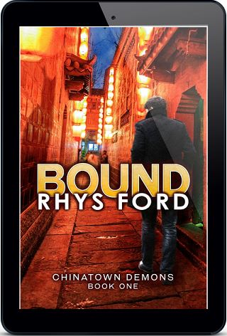 Bound by Rhys Ford Blog Tour, Guest Post & Giveaway!