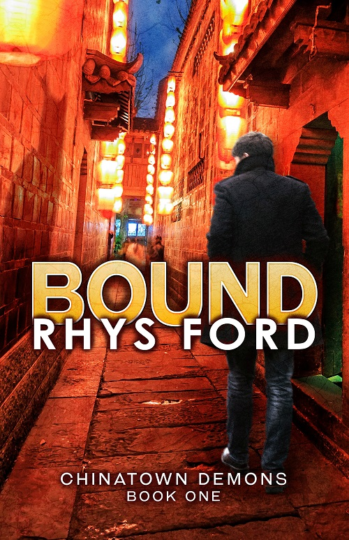 Rhys Ford - Bound Cover ng7nf