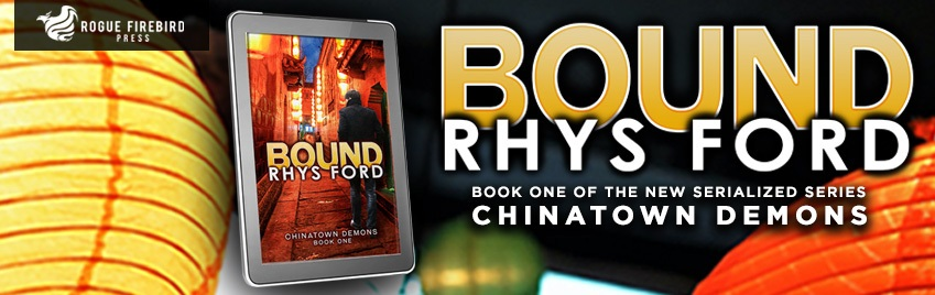 Rhys Ford - Bound banner