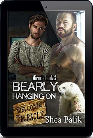 Bearly Hanging On by Shea Balik