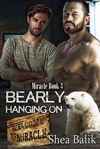 Shea Balik - Bearly Hanging On Cover fnvu7f