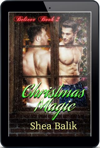 Christmas Magic by Shea Balik