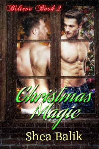 Shea Balik - Christmas Magic Cover 745jfg