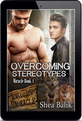 Shea Balik - Overcoming Stereotypes 3d Cover gngj8rf