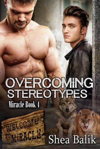 Shea Balik - Overcoming Stereotypes Cover gngj8rf