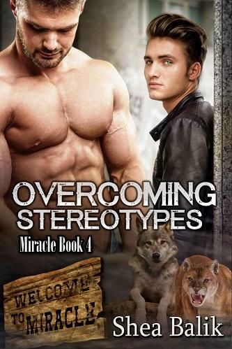 Shea Balik - Overcoming Stereotypes Cover gngj8rf
