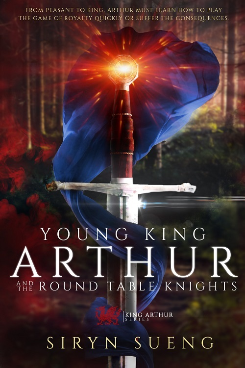Siryn Sueng - Young King Arthur and the Round Table Knights Cover 48fnh