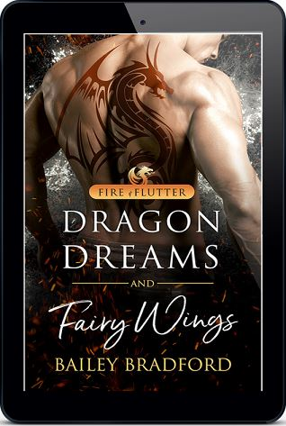 Bailey Bradford - Dragon Dreams and Fairy Wings 3d Cover v8vmg