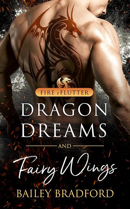 Bailey Bradford - Dragon Dreams and Fairy Wings Cover v8vmg
