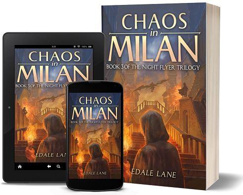 Edale Lane - Chaos in Milan 3d Promo vnbu8g
