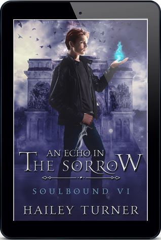 An Echo in the Sorrow by Hailey Turner Cover Reveal & Excerpt!