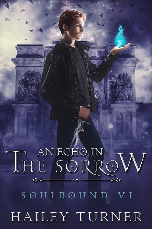 Hailey Turner - An Echo in the Sorrow Cover vujft7