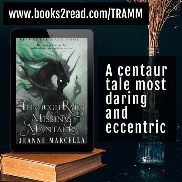 Jeanne Marcella - Through Rain and Missing Mantaurs Promo 1