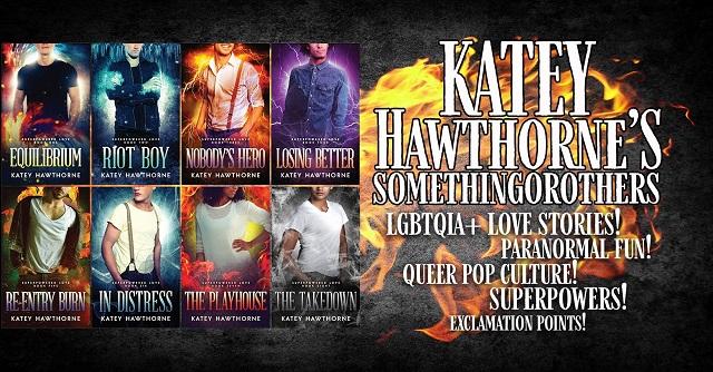 Katey Hawthorne Books Banner s