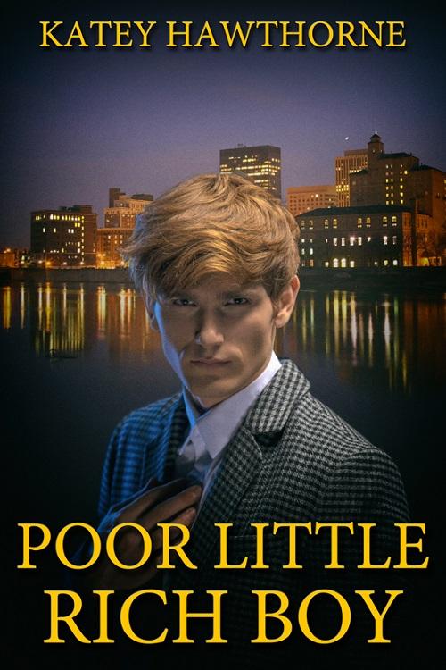Katey Hawthorne - Poor Little Rich Boy Cover 7rnvm
