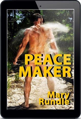 Mary Rundle - Peace Maker 3d Cover sdnu7f