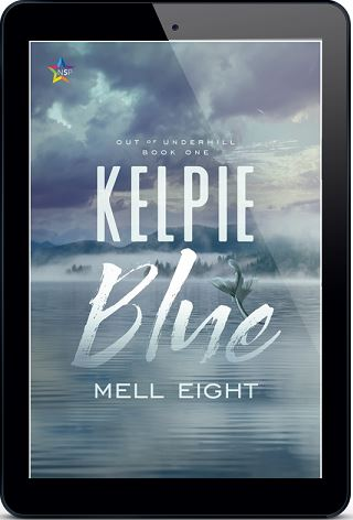 Mell Eight - Kelpie Blue 3d Cover 58tjgm