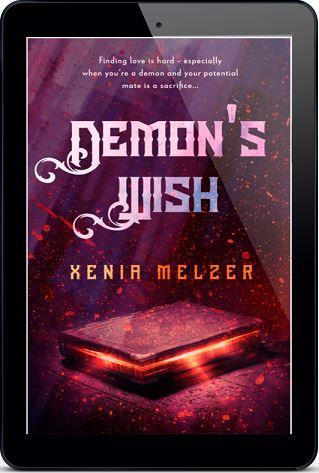 Xenia Melzer - Demon's Wish 3d Cover vmb8fj
