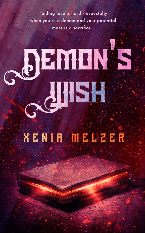 Xenia Melzer - Demon's Wish Cover vmb8fj