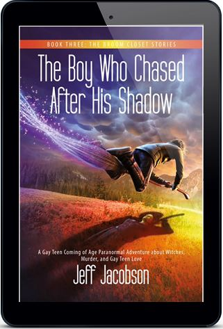 The Boy Who Chased After His Shadow by Jeff Jacobson Blog Tour, Excerpt & Giveaway!